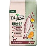 Purina Beyond Indoor Grain Free Salmon - Egg & Sweet Potato Recipe Adult Dry Cat Food - 5 lb. Bag - Salmon - Egg & Sweet Potato