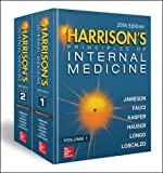 img - for Harrison's Principles of Internal Medicine, Twentieth Edition (Vol.1 & Vol.2) book / textbook / text book