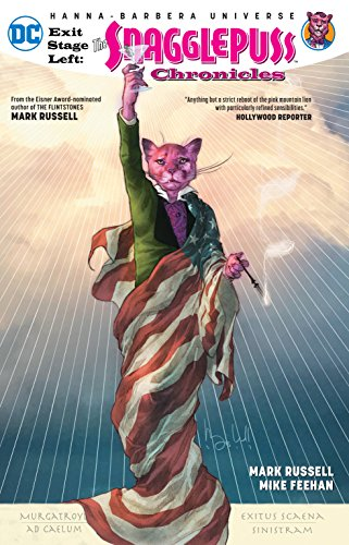 Exit Stage Left: The Snagglepuss Chronicles [Russell, Mark] (Tapa Blanda)