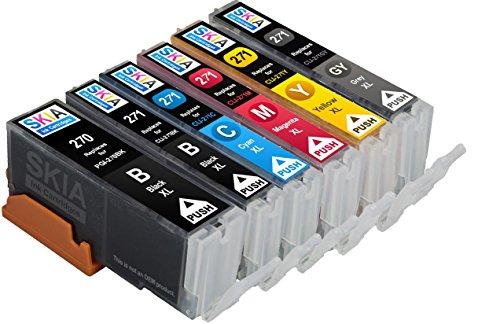 Skia Pixma MG7720, TS8020, TS9020 Compatbile Ink Cartridges.
