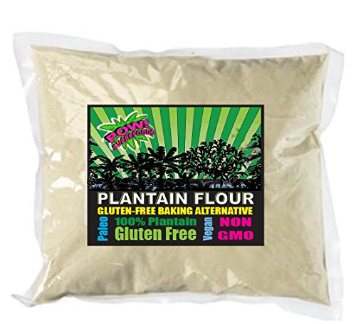 POW Superfoods Plantain Flour