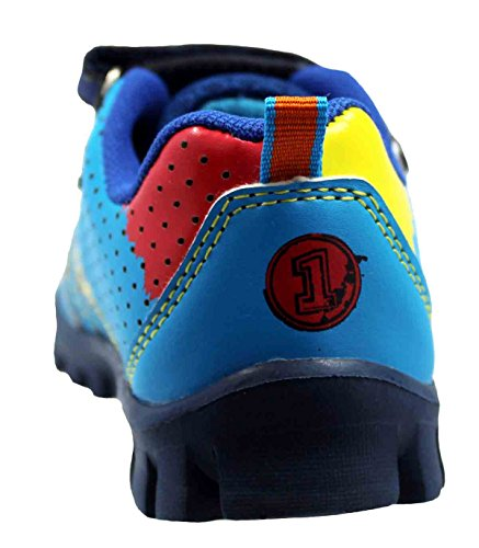 Pictures of Toddler Boys Thomas Athletic Shoes Blue 4