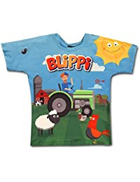 Child Tractor Shirt for Kids by Blippi