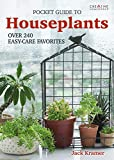 img - for Pocket Guide to Houseplants: Over 240 Easy-Care Favorites (Creative Homeowner) Comprehensive & Complete with Over 300 Photos & Illustrations; Handy 5x7 Size to Help You Choose Plants at the Store book / textbook / text book
