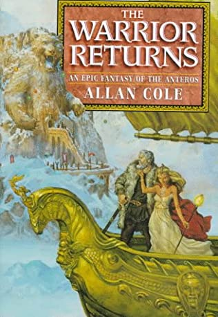 book cover of The Warrior Returns