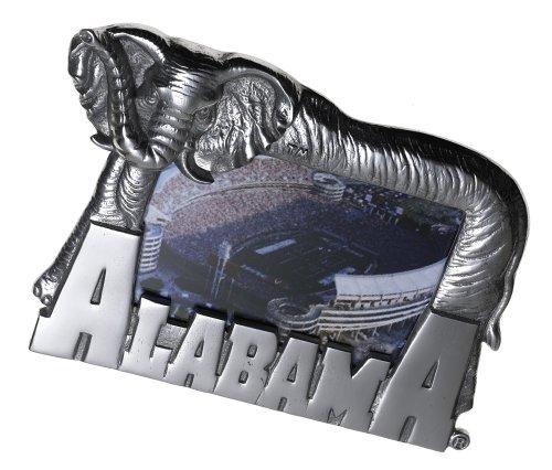 University of Alabama Elephant Aluminum 4x6 Photo Frame Arthur Court Designs 75-0070
