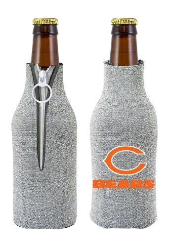 Kolder Chicago Bears Bottle Suit Holder - Glitter ()