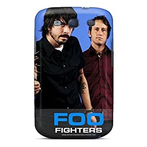 AlissaDubois Samsung Galaxy S3 High Quality Hard Phone Cases Customized Colorful Foo Fighters Series [Tmf17524IHrK]