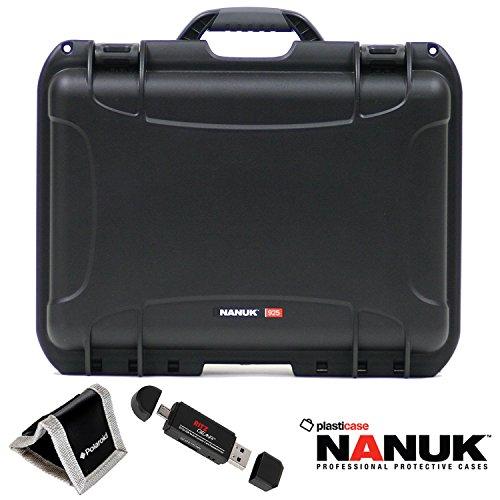 nanuk-925-hard-case-with-cubed-foam-black-polaroid-memory-card-wallet-and-ritz-gear-card-reader-writ