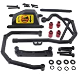 #4: Losi 1/5 Desert Buggy XL * ENGINE MOUNT, GUARD SET & RED ALUMINUM SPACERS * 23cc