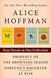 Property Of, The Drowning Season, Fortune's Daughter, and At Risk: Four Novels in One Collection offers