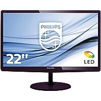 Philips 277E6LDAD LCD/TFT 27 Black, Cherry Full HD Gloss