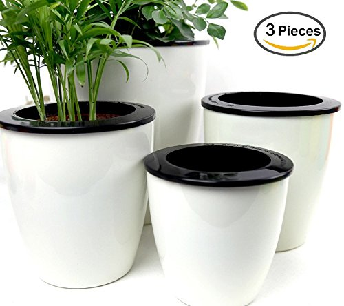 mkono-3-pack-self-watering-planter-white-flower-pot-m