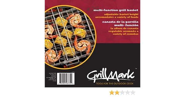 Amazon.com: Grill Life Burger Grilling Basket: Home Improvement