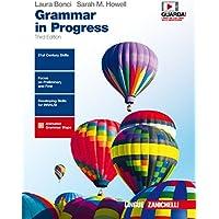 Grammar in progress. Per le Scuole superiori. Con e-book [Lingua inglese]
