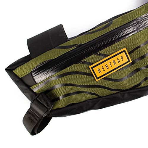 Bolsa de Marco para Adulto Unisex Camuflaje RESTRAP Frame Bag