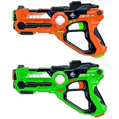 Toyard lasergun