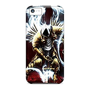 iphone 5 / 5s PC phone cover shell High Grade Nice archangel tyrael