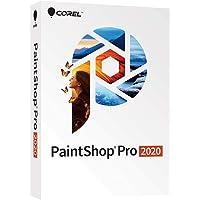 Corel PaintShop Pro 2020 - Photo Editing and Graphic Design Software [PC Disc]
