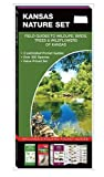 Kansas Nature Set: Field Guides to Wildlife, Birds, Trees & Wildflowers of Kansas