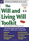 The Will and Living Will Toolkit, Daniel Sitarz, 1892949474