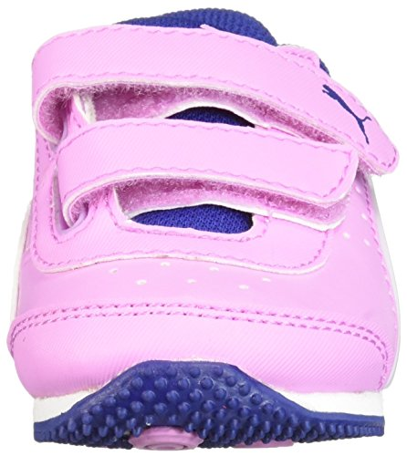 Pictures of PUMA Kids' Speed Lightup Power Velcro Sneaker 9.5 M US 6