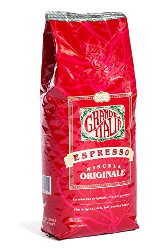 Grande Italia: Miscela Originale Espresso Beans - (Grand Espresso Beans)