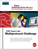 img - for CIM CCIE Expert Labs, Multiprotocol Challenge (Network Simulator CD-ROM) book / textbook / text book