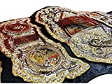AEW World Wrestling Championship Belt 4mm Plates