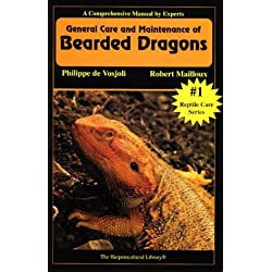 General Care and Maintenance of Bearded Dragons (The Herpetocultural Library)