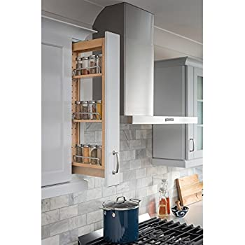 Hardware Resources Wfpo636 Wall Cabinet Filler Pullout