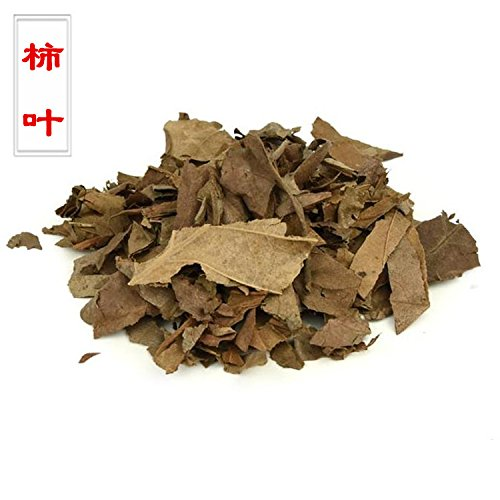 Tomox Persimmon persimmon leaf dry persimmon leaf dry persimmon Chinese herbal medicine 500 grams