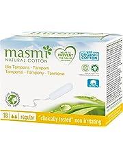Massmi Natuur Cotton Bio Tampons Classic