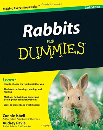 Rabbits For Dummies (The Best Rabbit Hutch)