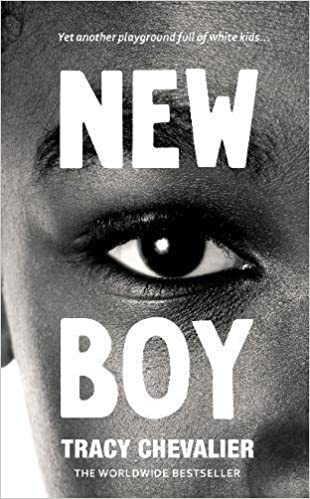 Image result for New Boy: Othello Retold by Tracy Chevalier