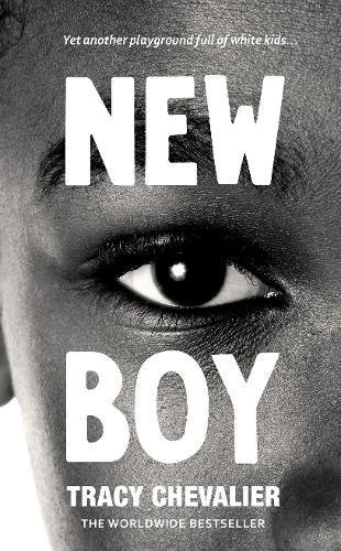 New Boy de Tracy Chevalier (réécriture d'Othello) 51BFT145ilL