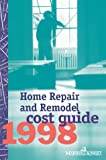 img - for Home Repair & Remodel Cost Guide 1998 (Marshall & Swift Cost Book) book / textbook / text book
