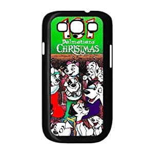 Generic for Samsung Galaxy S3 9300 Cell Phone Case Black 101 Dalmations Custom HLFDKFFKD3898