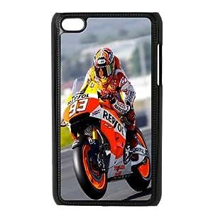 Ipod Touch 4 Csaes phone Case Marc Marquez MEKS93227