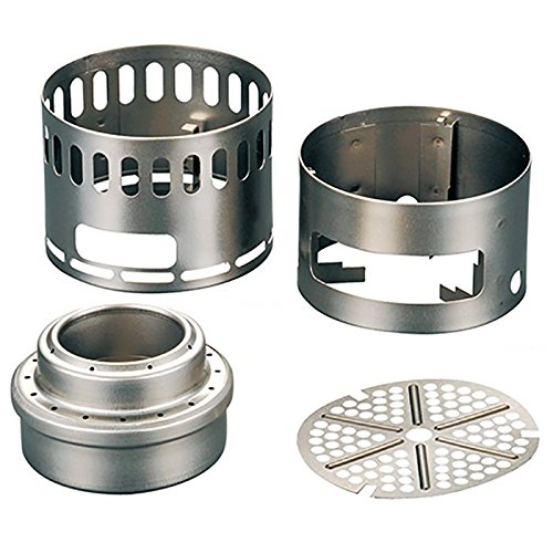 Evernew Titanium DX Stove Set One Color, One Size [Sports] (japan import)