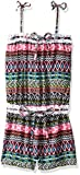 Limited Too Girls' Fashion Short Romper, 2809-Multi, 4