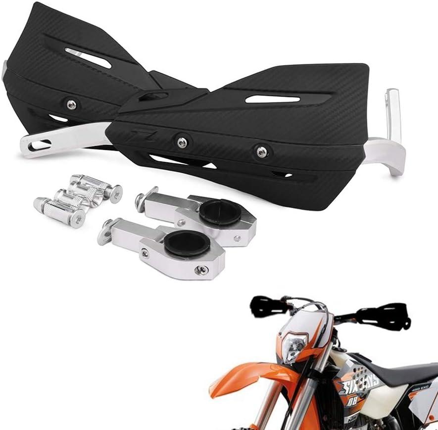 Nero Paramani Paramani barra spazzola universale per off Road ATV KTM EXC SX XC Xcw Crf YZF MX ATV Drz 125/250/350/450/Pit Dirt bike motocross