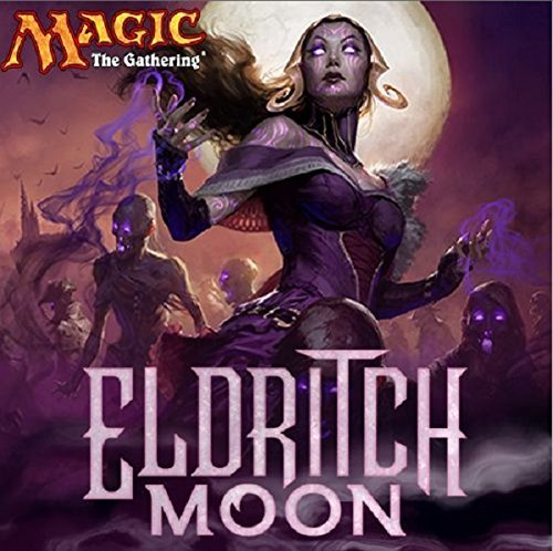 MTG Magic the Gathering EMN Eldritch Moon JAPANESE Booster Box New Sealed 36 packs by Magic: the Gathering