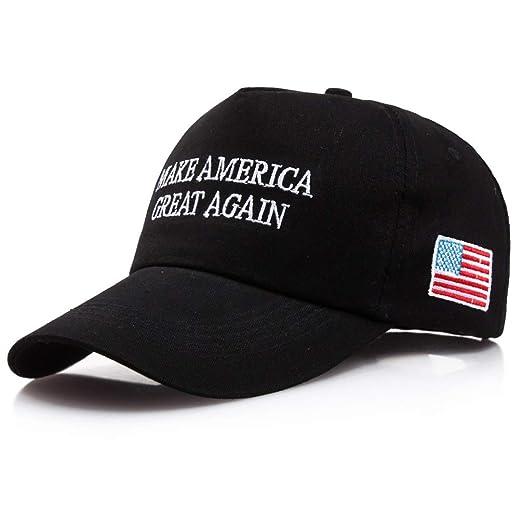 64480fd553f41 Amazon.com  EachEver Make America Great Again Hat