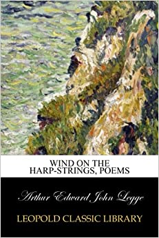Book Wind on the harp-strings, poems