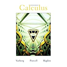 Calculus (9th Edition)