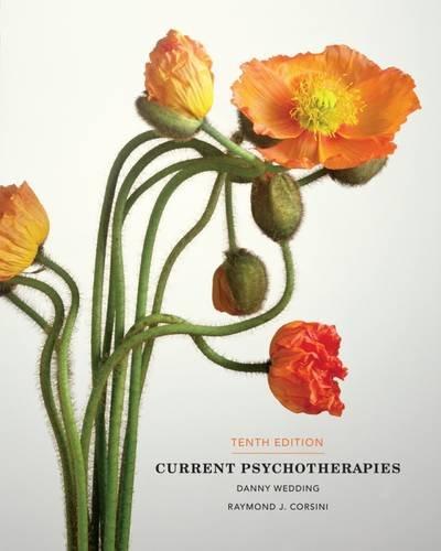 Current Psychotherapies Text