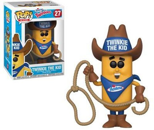Funko Pop Ad Icons: Hostess - Twinkie The Kid (Style May Vary) Collectible Figure, Multicolor