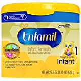 Enfamil  Infant Baby Formula - 22.2 oz Powder in Reusable Tub