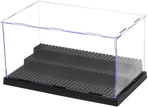 MIMIEYES Estuche de Acrílico Caja de Presentación (10 x 5.7 x 5.3 ...